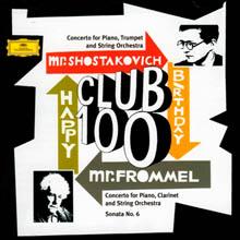 Gerhard Frommel: Klavierkonzert
