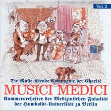 Musici MediciJanacek, Vivaldi, Dvorak