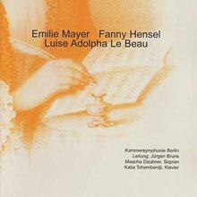 F. Hensel, L. A. Le Beau, E. Mayer