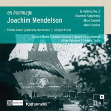 En hommage Joachim Mendelson